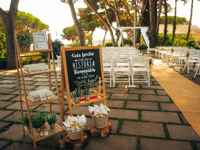 La boda de Sergi y Ines en Sant Vicenç De Montalt, Barcelona 29