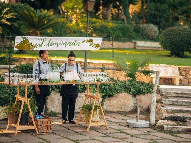 La boda de Sergi y Ines en Sant Vicenç De Montalt, Barcelona 32