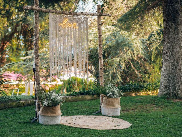 La boda de Sergi y Ines en Sant Vicenç De Montalt, Barcelona 34