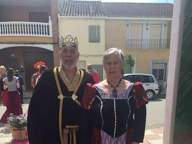 La boda de Miguel  y Rocio en Granada, Granada 2