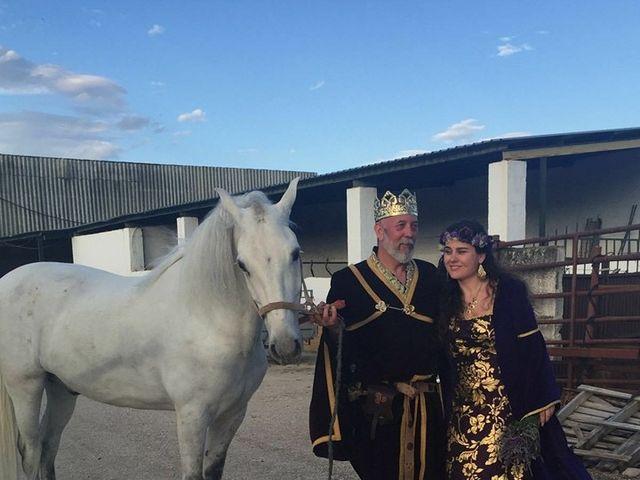 La boda de Miguel  y Rocio en Granada, Granada 3