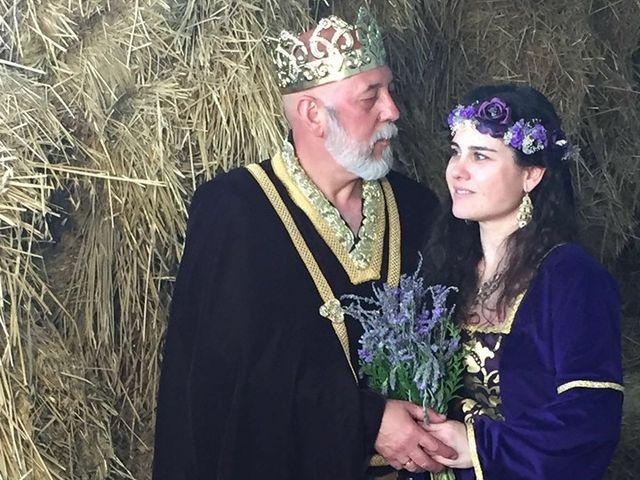 La boda de Miguel  y Rocio en Granada, Granada 4