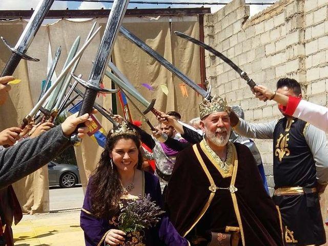 La boda de Miguel  y Rocio en Granada, Granada 5