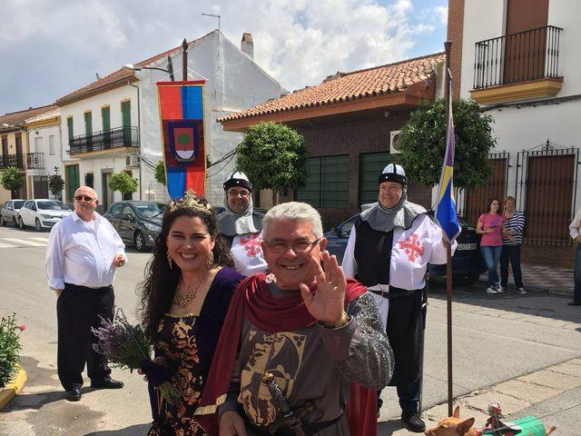 La boda de Miguel  y Rocio en Granada, Granada 6