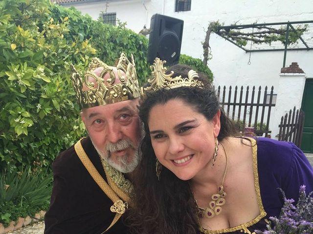 La boda de Miguel  y Rocio en Granada, Granada 7