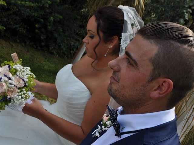 La boda de Vane y Fran