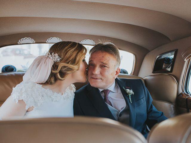 La boda de Antonio y Tamara en Los Ramos, Murcia 14