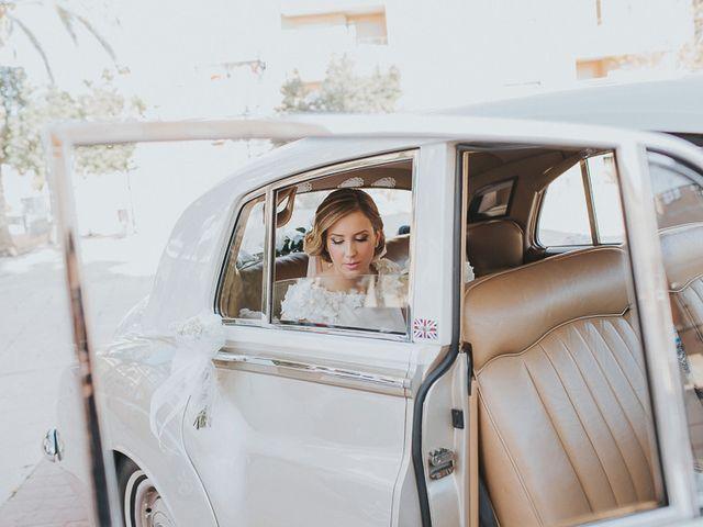 La boda de Antonio y Tamara en Los Ramos, Murcia 16