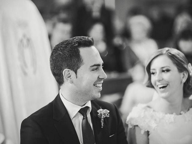 La boda de Antonio y Tamara en Los Ramos, Murcia 18