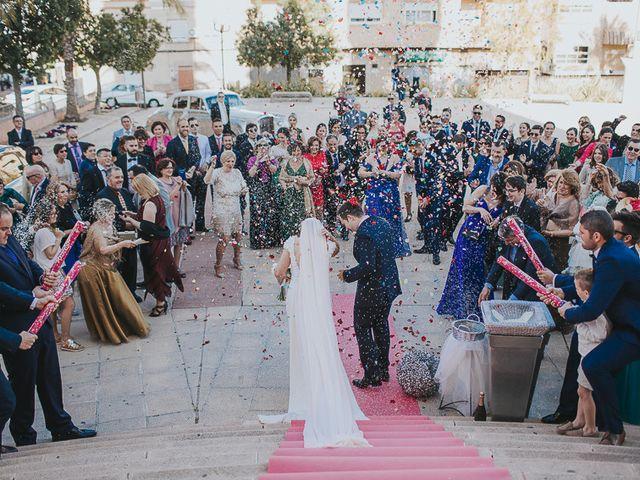 La boda de Antonio y Tamara en Los Ramos, Murcia 21