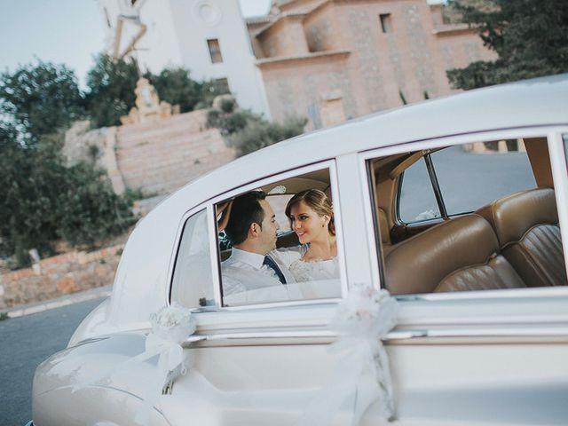 La boda de Antonio y Tamara en Los Ramos, Murcia 32