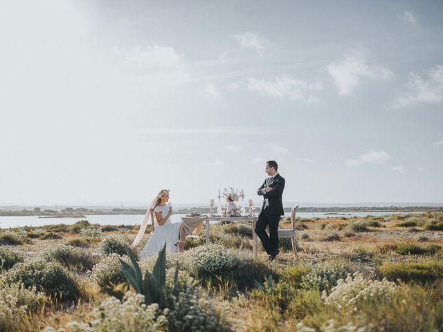 La boda de Antonio y Tamara en Los Ramos, Murcia 43