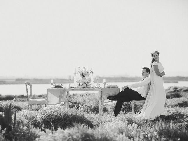 La boda de Antonio y Tamara en Los Ramos, Murcia 44