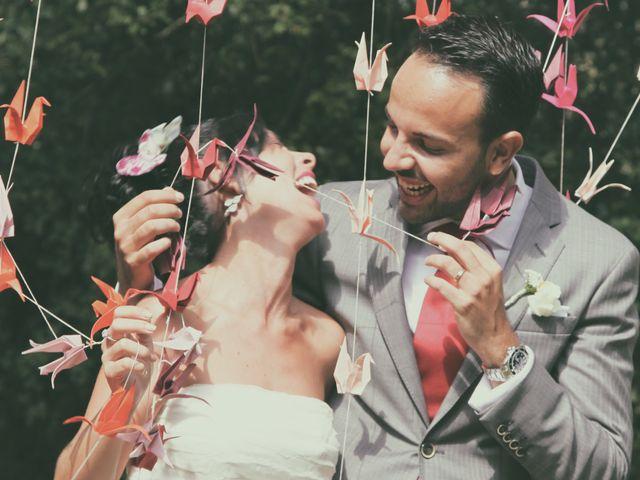 La boda de Gemma y Juanma