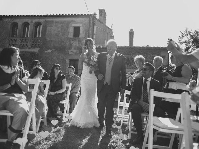 La boda de Ernesto y Sheila en Pueblo Sant Andreu Salou, Girona 11
