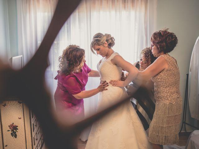 La boda de Miguel Ángel y Miriam en Cartagena, Murcia 8