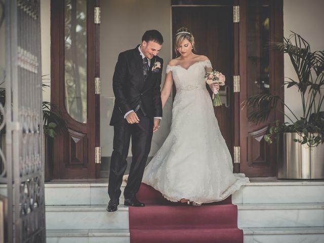 La boda de Miguel Ángel y Miriam en Cartagena, Murcia 2