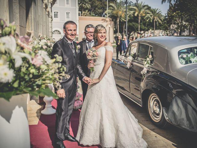 La boda de Miguel Ángel y Miriam en Cartagena, Murcia 11
