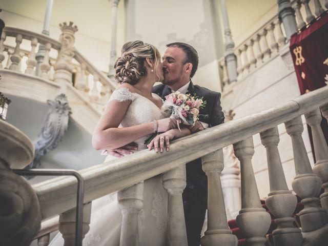 La boda de Miguel Ángel y Miriam en Cartagena, Murcia 16