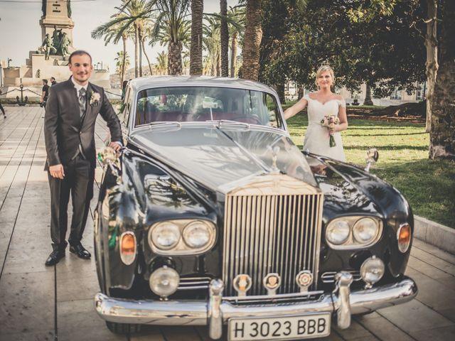 La boda de Miguel Ángel y Miriam en Cartagena, Murcia 18