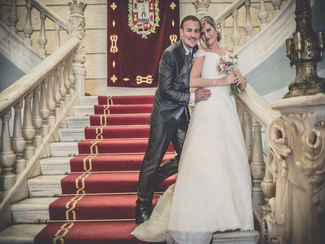 La boda de Miguel Ángel y Miriam en Cartagena, Murcia 1