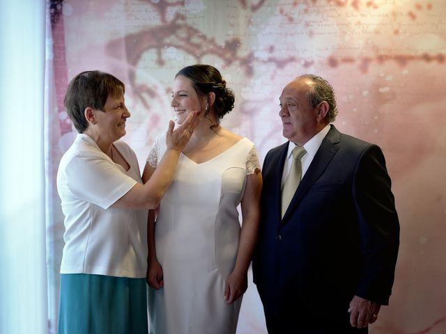 La boda de David y Miriam en Paganos, Álava 5