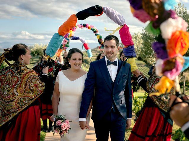 La boda de David y Miriam en Paganos, Álava 10