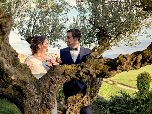 La boda de David y Miriam en Paganos, Álava 12