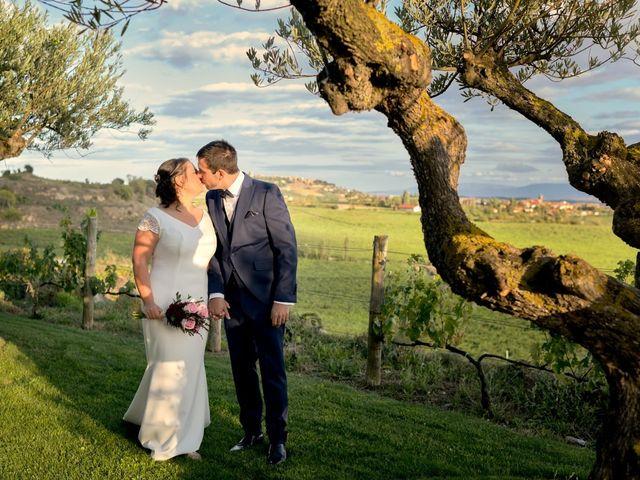 La boda de David y Miriam en Paganos, Álava 14