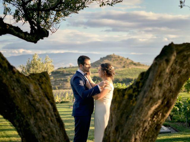 La boda de David y Miriam en Paganos, Álava 17