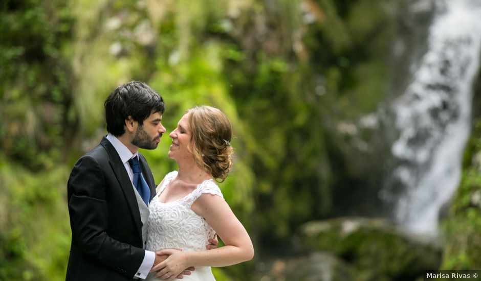 La boda de Jose y Patricia en Ferrol, A Coruña