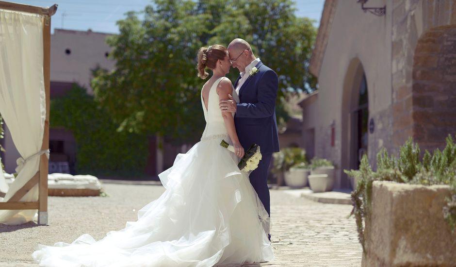 La boda de Jaume y Elia en Els Condals, Lleida