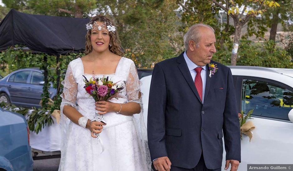 La boda de Txarly y Rocio en Ibi, Alicante