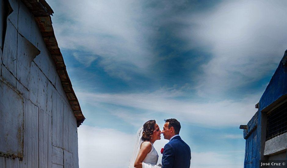 La boda de Manuel y María en San Fernando, Cádiz