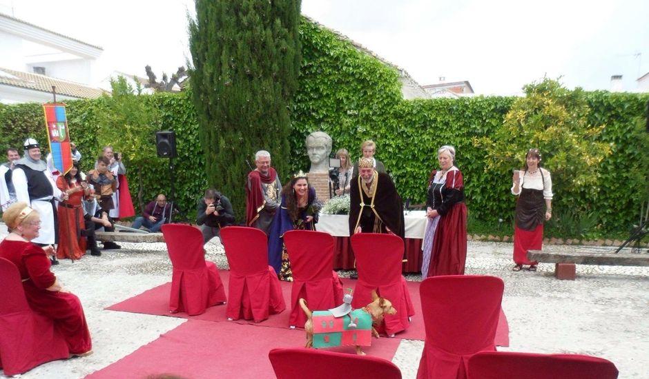 La boda de Miguel  y Rocio en Granada, Granada