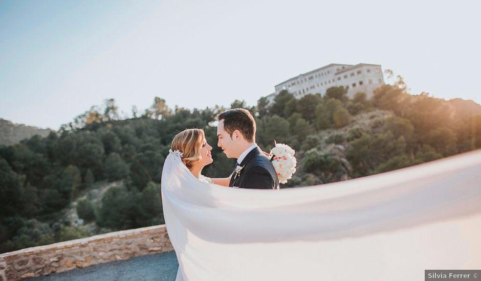 La boda de Antonio y Tamara en Los Ramos, Murcia