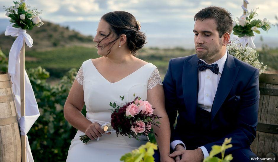 La boda de David y Miriam en Paganos, Álava