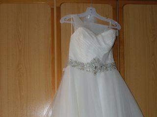 La boda de Cristina y Albert 1