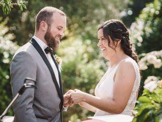 La boda de Marina y Kyler