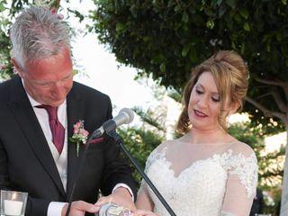 La boda de Nieves y Oliver 1