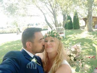 La boda de Txeli y Xavier 1