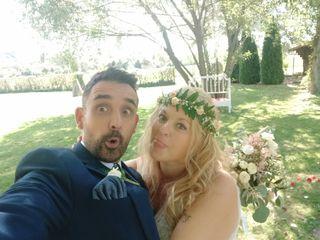 La boda de Txeli y Xavier 3