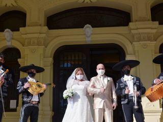 La boda de Victor  y Alda 2