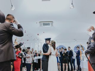 La boda de Gloria y Jaime