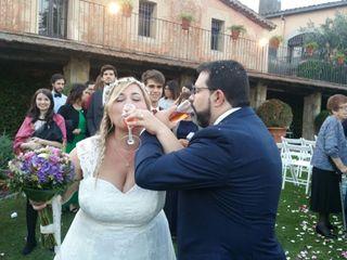 La boda de Elisabeth y Cristian