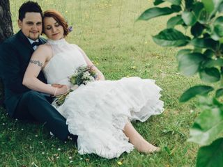 La boda de Verónica y Denis