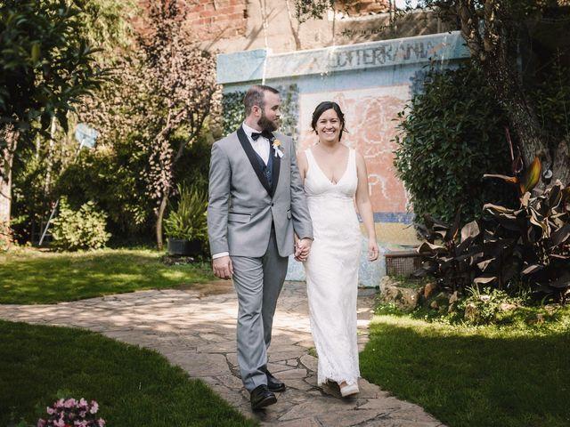 La boda de Kyler y Marina en Sant Fost De Campsentelles, Barcelona 5