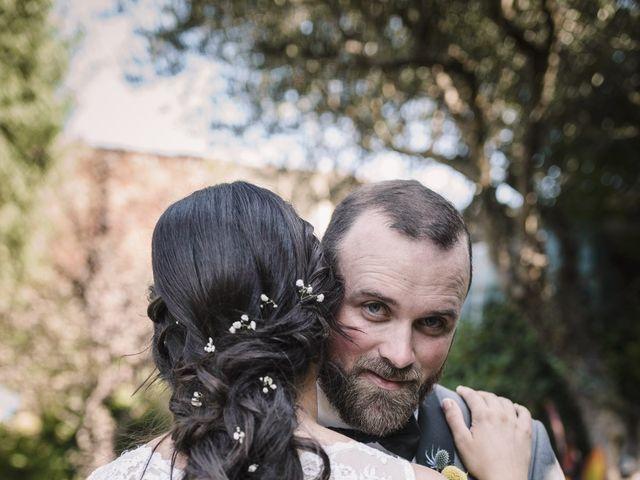 La boda de Kyler y Marina en Sant Fost De Campsentelles, Barcelona 1