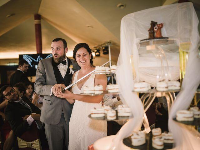 La boda de Kyler y Marina en Sant Fost De Campsentelles, Barcelona 9