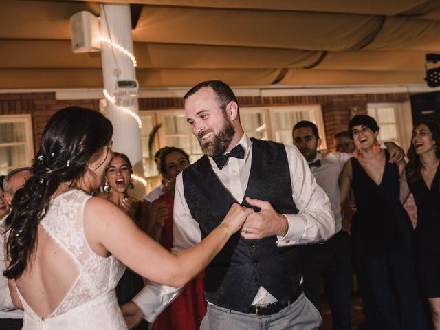 La boda de Kyler y Marina en Sant Fost De Campsentelles, Barcelona 11